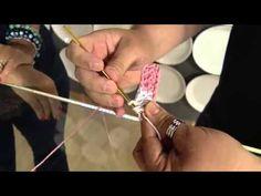 Aprenda a fazer o ponto de crochê conduzido! - Marcelo Nunes