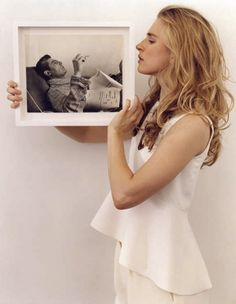 Fashiontography: The Passion of Brit Marling by Bruce Weber