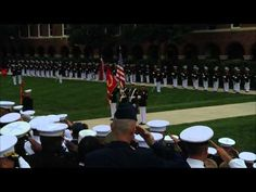 Marine Corps Ceremony for Sgt. Dakota Meyer, Medal of Honor Recipient