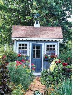 18 Beautiful Garden Shed Ideas For Your Outdoor Space Decorating Design