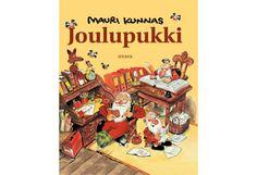 Menestyskirjailijan unohtumaton klassikko, Joulupukki, on jouluinen tarina vailla vertaa! Finland's Santa Claus and Mount Korvatunturi, Lapland – just as we always imagined they would be!