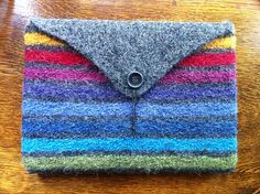 Ravelry: RingedPlover's Laptop cover
