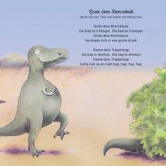 Stream Thema 'Tijd voor Dino' - Grote Dino Knorrebuik, Kleine Dino Trippelstap by from desktop or your mobile device Dinosaurs Preschool, Dinosaur Illustration, School Themes, Dinosaur Stuffed Animal, Projects, Kids, Animals, Monsters, Houses