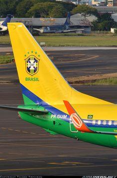 GOL Linhas Aereas Boeing 737-8EH @ POA
