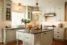 this is a kitchen I designed that made the Spring 2012 cover of a Better Homes and Gardens Special Interest Publication.  Look for it