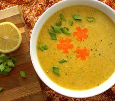 THE SIMPLE VEGANISTA: Carrot Ginger Sunshine Soup