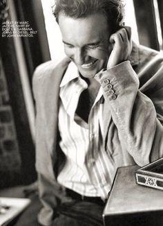 Julian Mcmahon - I die.  This man is so gorgeous.