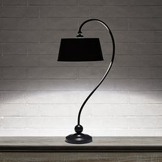 James Table Lamp