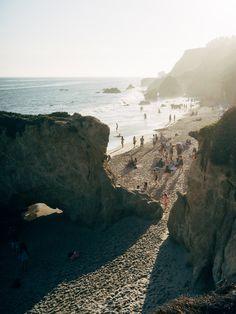 lingered upon: El Matador Beach