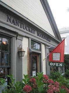Nantucket Bookworks, Nantucket                                                                                                                                                                                 More