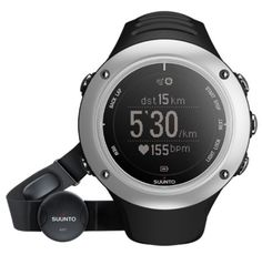 Suunto Ambit2 S Graphite HR Watch SS019208000 | GPS Watch Store