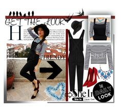 """""""#shein"""" by paula1991 ❤ liked on Polyvore"""