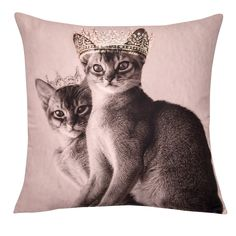 Coussin Chats