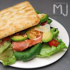 Sándwich Nórdico / Nordic Sandwich