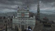 Basilica di Santa Croce (Firenze) Basilica of the Holy Cross (Florence) Assassin's Creed II