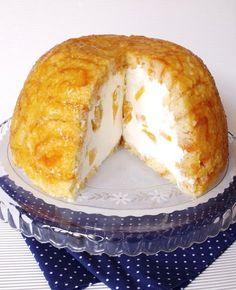 Citromhab: Charlotte torta