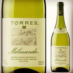 Milmanda 2012, vino icono de Bodegas Torres en la DO Conca de Barberà, ha sido distinguido como Mejor Vino de 2015, en la categoría de 'Vinos blancos con madera', en la VII Edición de los Premios a los Mejores Vinos y Espirituosos de España que otorga la Asociación Española de Periodistas y Escritores del Vino (AEPEV).
