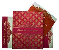Hindu Wedding Cards Buy Weddings Invitations In UK USA Canada