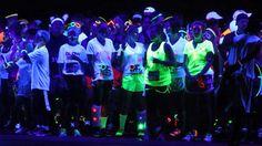 Glow Runners in Tulsa!