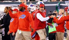 NFL: Buffalo Bills Defeat Jets 22-17 In Rex Ryan's Return To New York On 'Thursday Night Football'