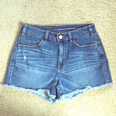 "Festival Distressed Shorts LC Lauren Conrad Get Ready for Summer with These LC Lauren Conrad Festival Shorts!  Lightly Distressed with a Nice Fade. 2"" Inseam. Very Well Made! If You're a Size 4, or Between a 4 & 6 (Like Me) These Will Very Likely Work For You!  Nearly New Condition! Worn Once!  LC Lauren Conrad Shorts Jean Shorts"
