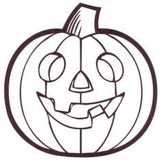 punkins print outs | Pumpkin Coloring Pages (23 of 65)