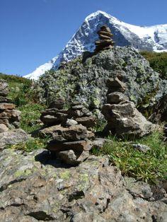 Switzerland - Trail - Mannlichen - Kleine Scheidegg