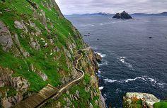 Skellig Islands, Ireland.