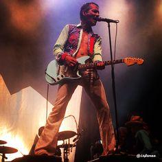 #LesWampas #DidierWampas #festival #rockenstock #Etaples #yeye #punk #DWestleRoi #photography #colours