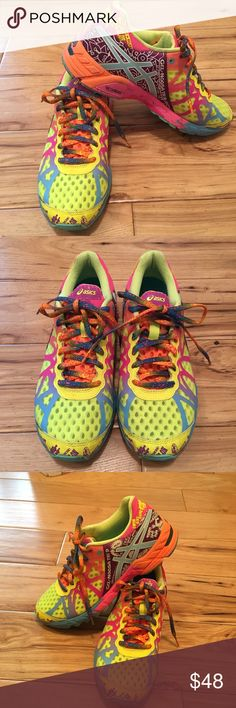 AISICS Gel Noosa Tri-Trainers AISICS Gel Noosa Tri-Trainers, awesome shoes, excellent condition 🌟 Asics Shoes Athletic Shoes