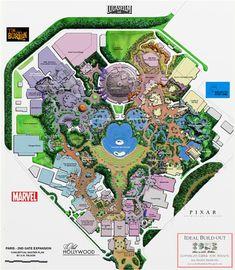 Concept Artwork for Disneyland paris studios expansion. The ultimate Geek theme park. Tim Burton land, Marvel Land, Lucas Land, Pixar Land...... and best of all - STUDIO GHIBLI land....OMG! http://s843.photobucket.com/user/loaloauk/media/dlp%20encounter/New%20album%2014/WDSPGhibli3.jpg.html