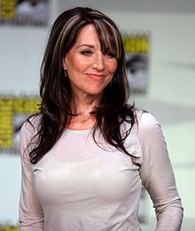 Katey Sagal - I think I am going to do my hair like this @April Cochran-Smith Ruff