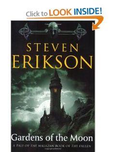 Gardens of the Moon (Malazan Book of the Fallen), by Steven Erikson.
