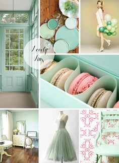 Serendipitous Things {Lovely Pins} Seafoam and Mint  http://www.serendipitousthings.com/2012/01/lovely-pins-seafoam-and-mint.html