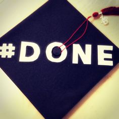 grad cap | Tumblr DIY
