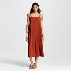 Women's Apron Slip Dress - Who What Wear