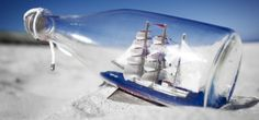 Ship in A Bottle Day