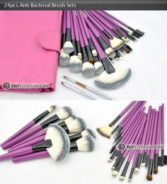 24pcs Senior Purple Makeup Brush Set - Makeup Now Discounted Price : 59,95 € Inc.VAT Overview Art : Senioren Pinsel Set Pinselmaterial : Ziegenhaar Griffmaterial : umweltfreundliches Holz Hülsenmaterial : schwarzes Aluminium Tasche Material : Deluxe PU Leder Artikel pro Set :24Pcs Farbe : Purple Gewicht 350g/set http://www.hairextensionsale.de/24pcs-senior-purple-makeup-brush-set.html#.U5gkPHaLW_I