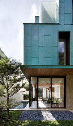 remash:  the green house ~ k2ld architects