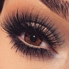 Mink Eyelashes Real Mink Handmade Cross Lashes Thick Eyelashes Make Up Tools Gorgeous Eyes, Gorgeous Makeup, Pretty Makeup, Love Makeup, Makeup Inspo, Makeup Style, Makeup Geek, Dead Gorgeous, Pretty Eyes