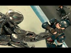 Avengers: Age of Ultron - Final Trailer (2015) Robert Downey Jr. Marvel Movie HD - YouTube