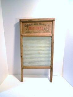 1920's Washboard