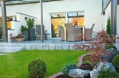 Exklusive Sitzplätze - Ein ansprechender Sitzplatz ist der Mittelpunkt Ihres Gartens