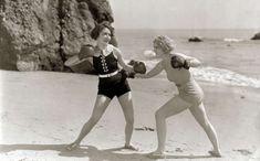 Vintage workout!