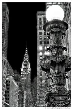 NYC Art Deco, The beautiful art deco Chrysler Building