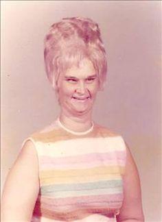 60s hair