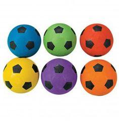 Lessen met ballen