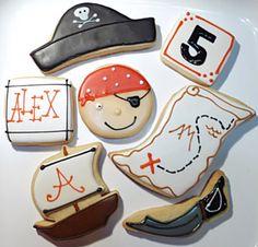 148 Cookie Street: Pirate Birthday