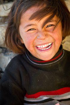 Somriure de Nepal