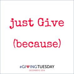 Ways to Give Back on #GivingTuesday | Finnegan and The Hughes